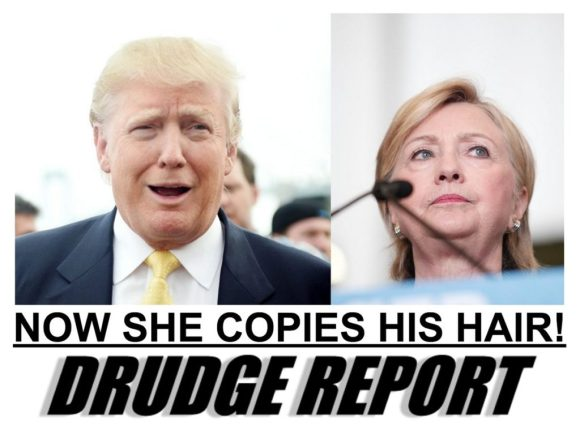 drudge desperation
