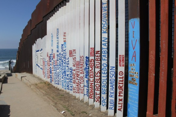 Friendship Park Deported Veterans Commemoration