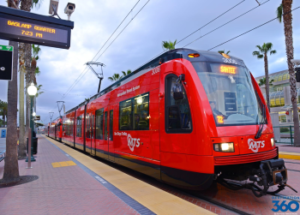 San Diego Trolley Measure A