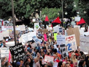Celebrating the 5th Anniversary of San Diego's Occupy Wall Street