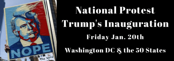 national-inauguration activist