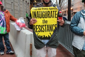 Inaugurate the Resistance
