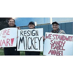 Campaign Against Labor Leader for Sexual Harassment Charges Heats Up – Protest to Call for Mickey Kasparian's Resignation – Wed., Jan. 25th