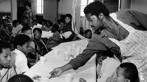 Subversive: How The Black Panthers Fed Kids For Free And Set A Model For The Government