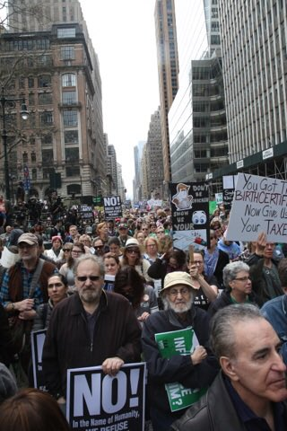 Tax Marches