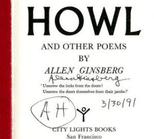 Howl Ginsberg ACLU