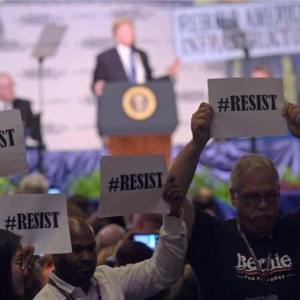 San Diego Resistance: Coast to Coast, Persisting and Connecting