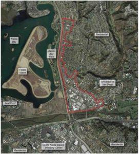 AIA: Support the Morena Corridor Specific Plan