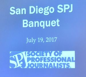SDFP Garners 6 Journo Awards!