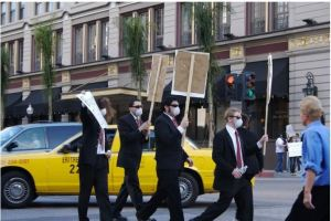 San Diego Bureaucracy vs. The Homeless People