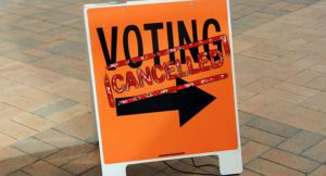 Canceling the 2020 Elections and Other Republican Voting Schemes