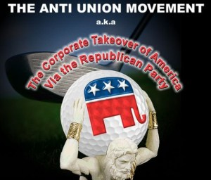 The War on Public Sector Unions is a War on Progressive Politics and Democracy Itself