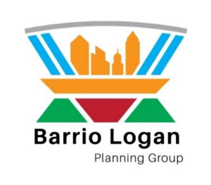 Graphic of logo for Barrio Logan Planning Group