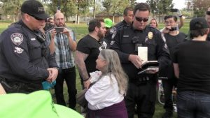 El Cajon Marks MLK Weekend by Busting People for Feeding Homeless Humans