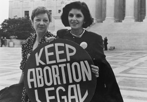 45 Years After Roe v. Wade, How Far Have We Come When It Comes To Abortion And The Right To Privacy?