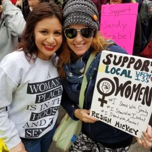 Wednesday Motivation for Saturday's Women's March: An Injury to One Is an Injury to All