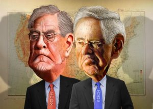 The Koch Network's War on Unions is a War on Democrats, Education, and Democracy