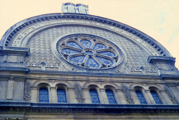 Grand Synagogue, Paris, France
