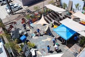 Placemaking, Community Building and Permits: Taking Back the Alleys in San Diego Neighborhoods
