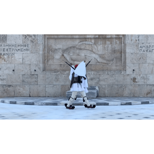 Syntagma Square | Geo-Poetic Spaces