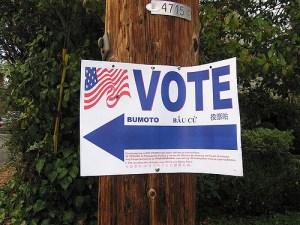 Walking, Talking, and Voting for the June 5 Primary | Progressive Activist Calendar June 1 -10, 2018