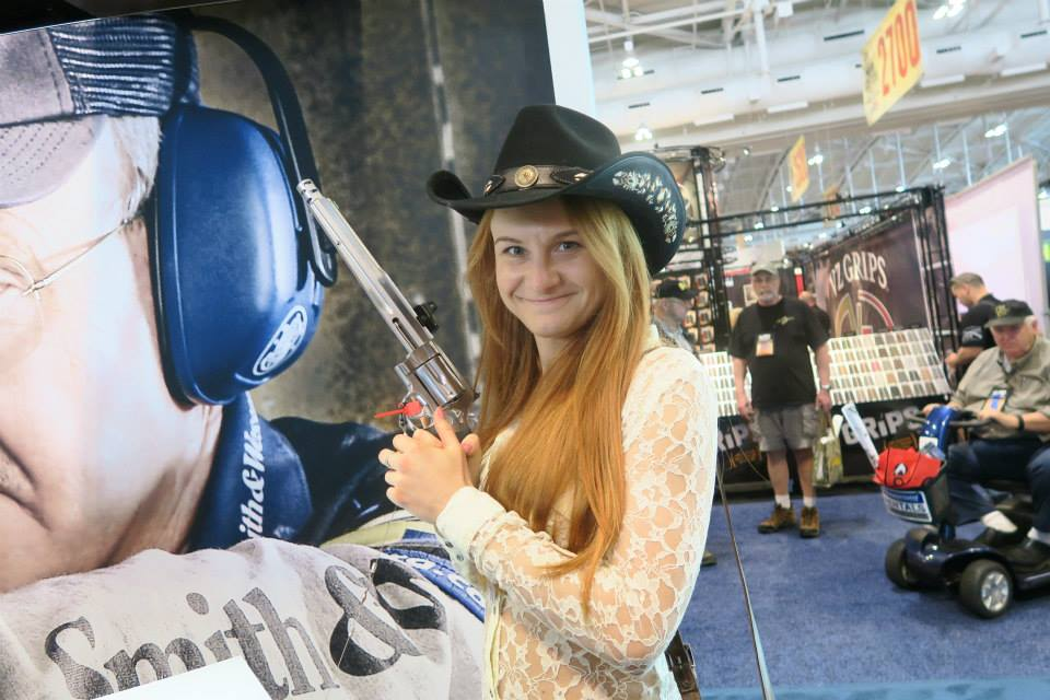 Russian Spy Maria Butina, Donald Trump, The Nra, And -4511