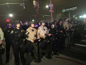 Earl McNeil: No Justice! No Peace! Riot Police Summoned for National City Council Meeting