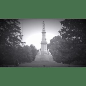 Civil War monument to Robert E. Lee