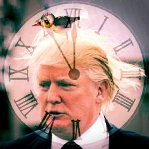Time Should be Running Out for the President and His Republican Cronies