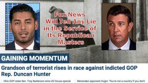 Ammar Campa-Najjar Responds to Fox News Smear and Fear Clickbait Headline