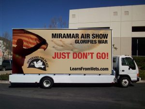 The Miramar Air Show Glorifies War: Just Don't Go