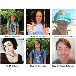 Young San Diegans Speak Out About Climate Change