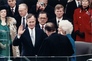George H.W. Bush and the Imagined Moderate Republicanism of 1989