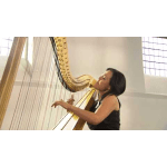 Lavinia Meijer Plays Philip Glass' Metamorphosis Two, Flowing on Harp | Video Worth Watching