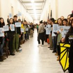 140+ Arrested as Youth-Led Protests Demand Green New Deal on Capitol Hill