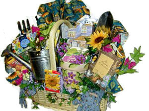 Mother's Day Gift Basket Themes Gardening San Diego Gift