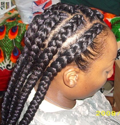 GalleryFallou Hair Brading by Deguene