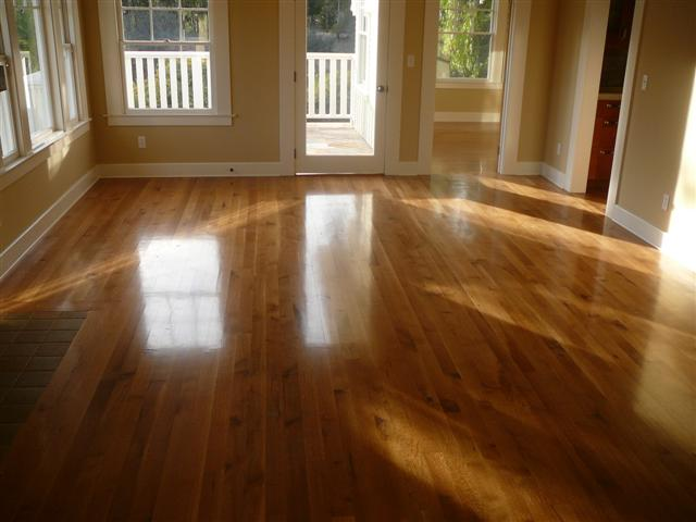 Wood Floor Refinishing Nj