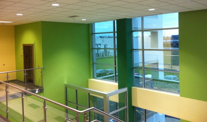 Commercial Interior Paint
