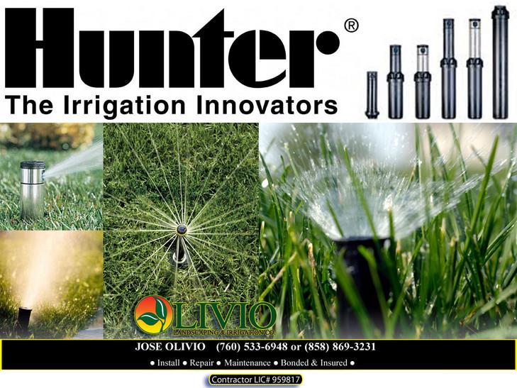 Hunter Sprinkler Valve Repair
