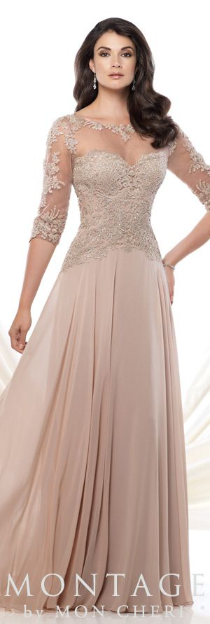 Fall Wedding Mother Bride Dresses