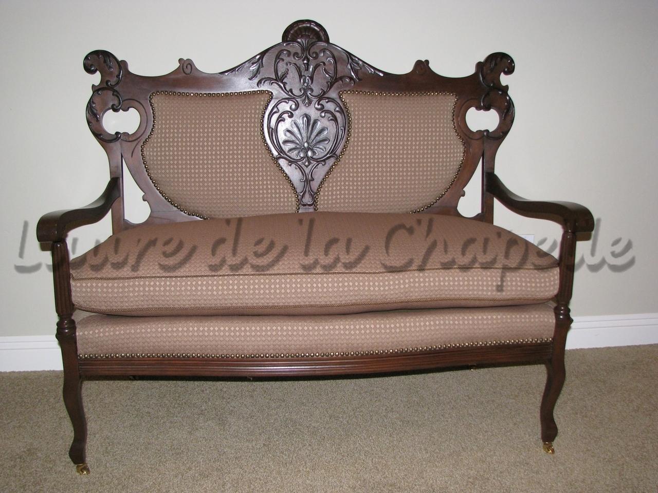 Antique Furniture Restoration San Diego  Upholstery