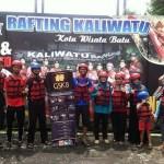 Rafting di Kaliwatu Kota Batu
