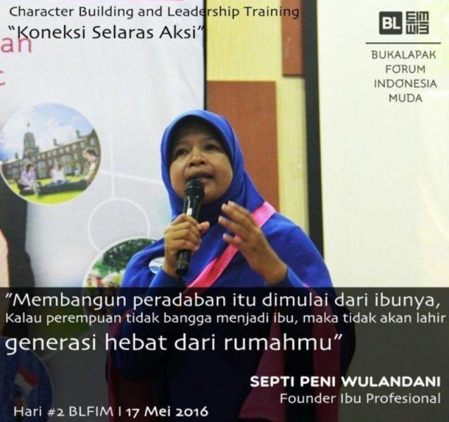 forum indonesia muda sandi iswahyudi