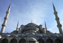 muslim berjenggot