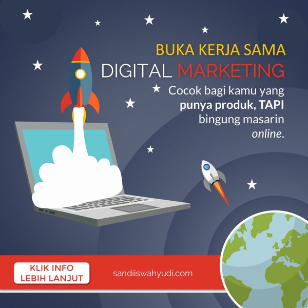sandi iswahyudi digital marketing