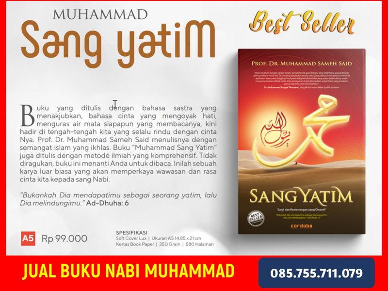 Buku Kisah Nabi Muhammad dengan Bahasa Sederhana (2)