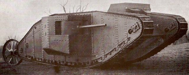 Sir William Tritton And The Tank (2/2)