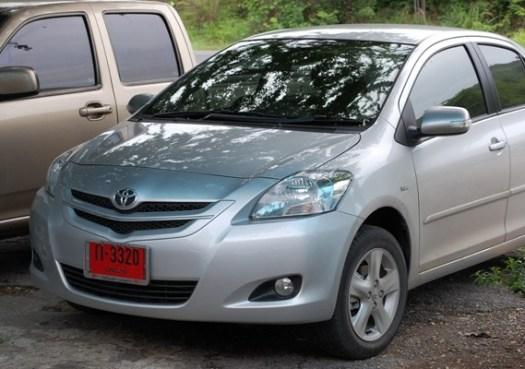 Thailand Car