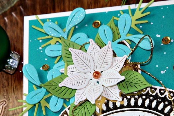 Spellbinders Glimmer Hot Foil Ornament